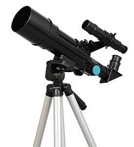 Black Twinstar 60mm Compact Kids Telescope Review