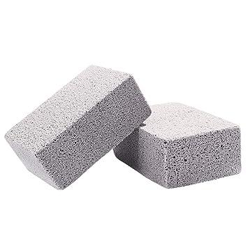 BESTONZON BESTONZON 2 Unids Limpiador de piedra para asar ...