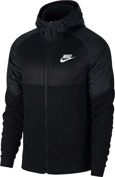 Nike Herren Sportswear Advance 15 Hoodie Fz Ssnl Kapuzenpullover