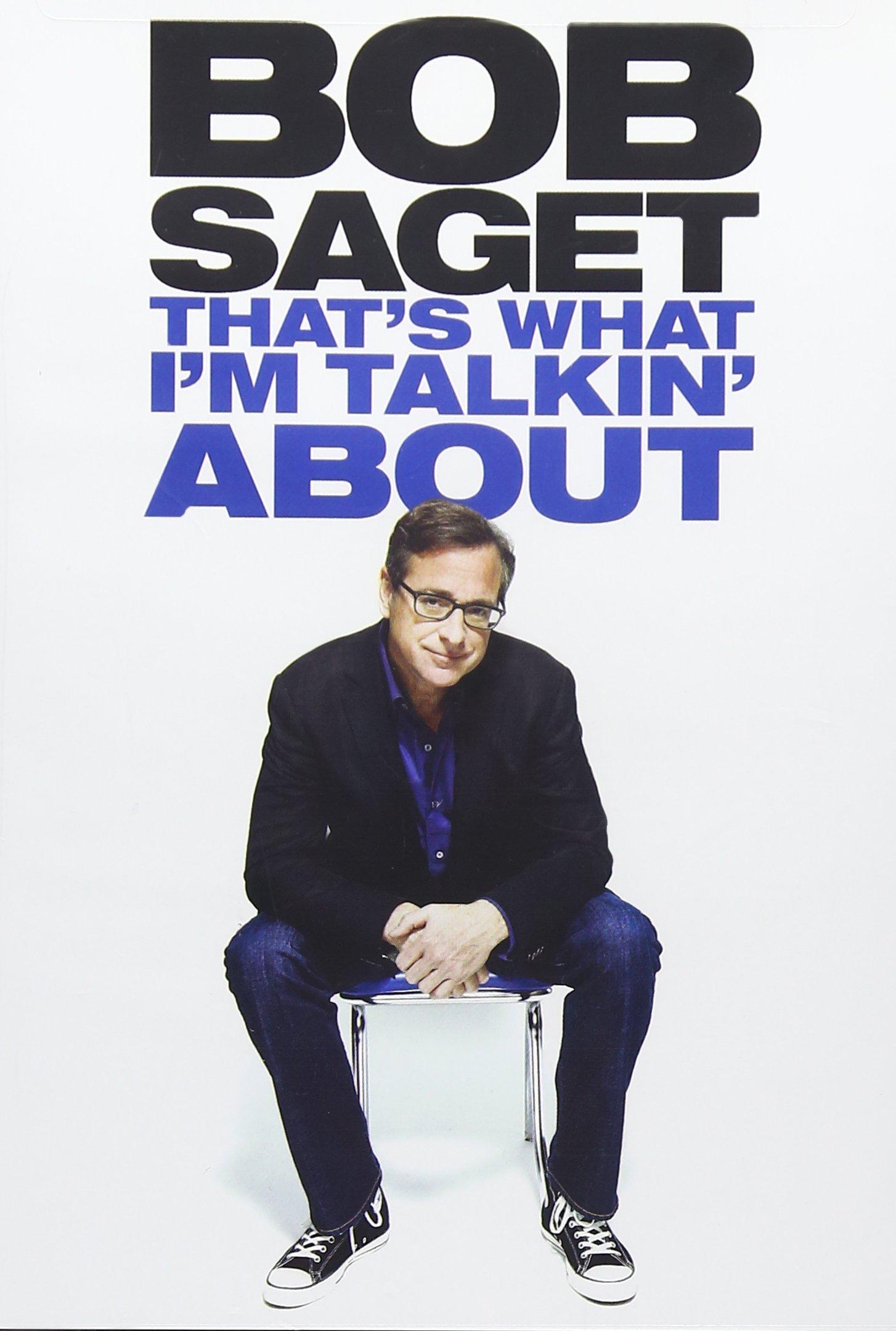 DVD : Bob Saget - Bob Saget: That's What I'm Talking About (Widescreen)
