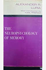 The neuropsychology of memory Hardcover