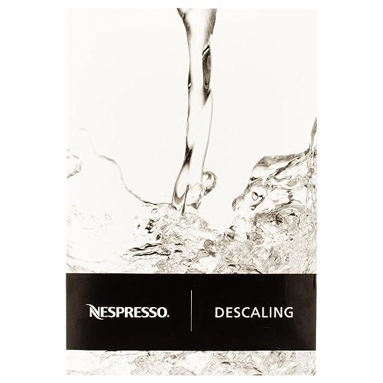 Nespresso Descaling-Kit Coffee, Tea & Espresso at amazon