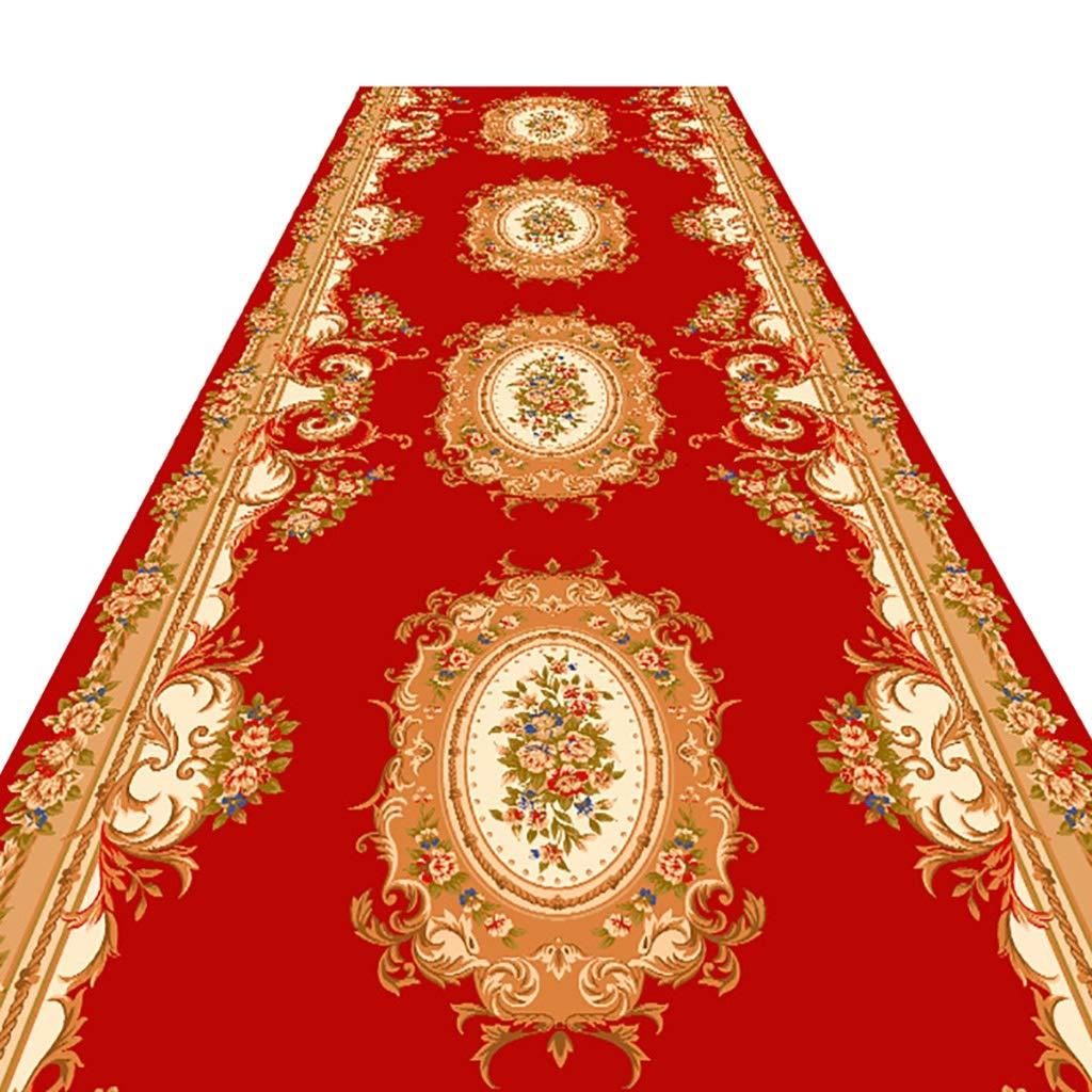 ランナー/カーペット、廊下滑り止めカーペット長方形の厚さ0.6 cm (サイズ さいず : 100CM*10M) 100CM*10M  B07QJ5G277