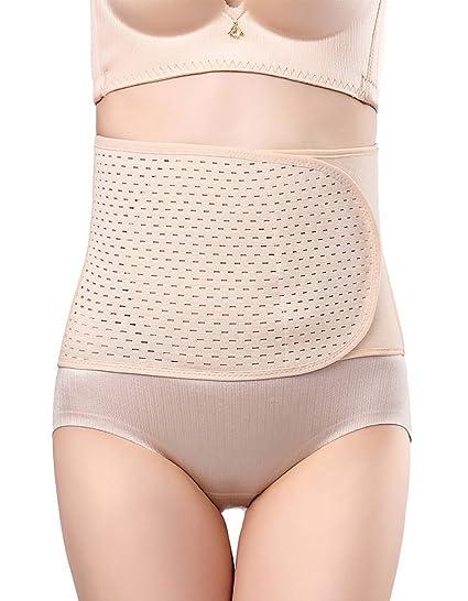 7a2ea7d2a1cc0 Breathable Adjustable Elastic Abdominal Binder Postpartum Belly Waist Slim  Slimming Shaper Support Girdle Belt Post Pregnancy