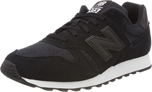 New Balance Damen 373 Sneaker, Schwarz