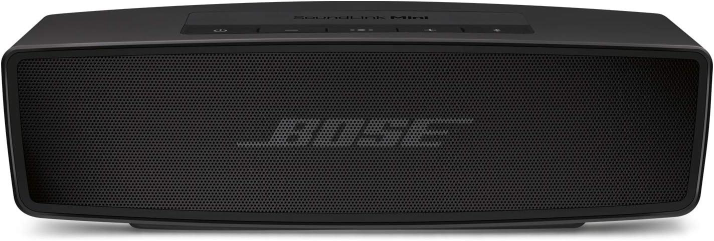 Bose SoundLink Mini II, Edición Especial- Altavoz Bluetooth, color Negro