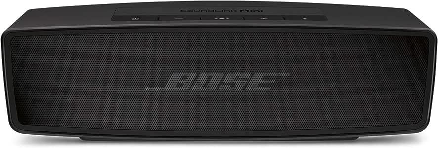 Bose 835799-0100 SoundLink Mini Bluetooth® speaker II – Special Edition - Triple Black