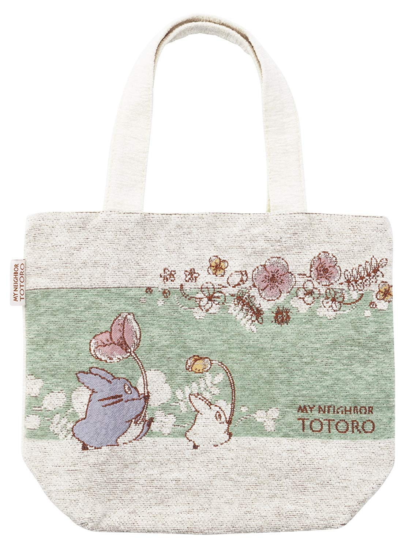 "My Neighbor Totoro Tote Bag""Botanical Garden"" 1165024000"