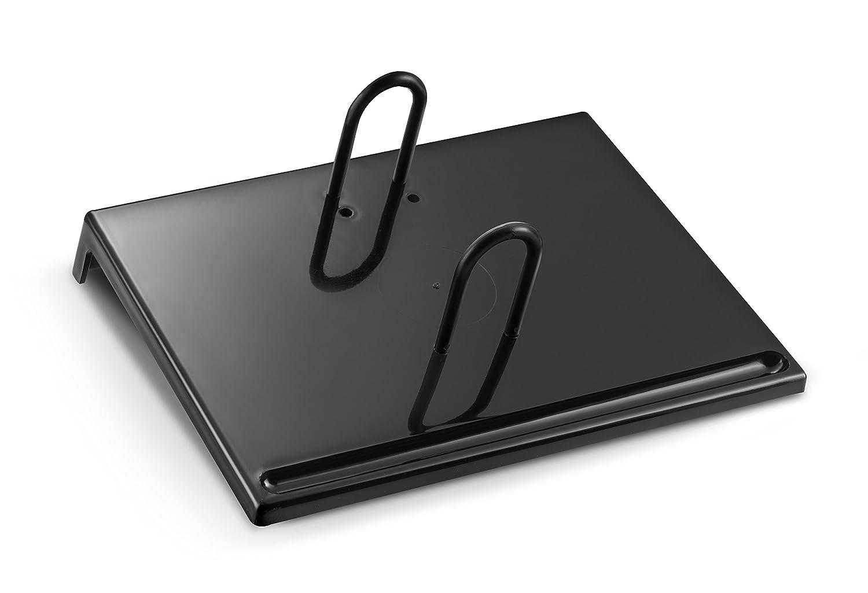 Cep Basics - Soporte para agenda de sobremesa, color negro