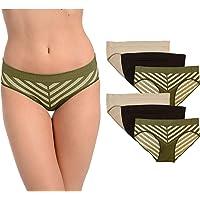 Layer 8 Womens W8P007 Performance Hipster Panties Asst