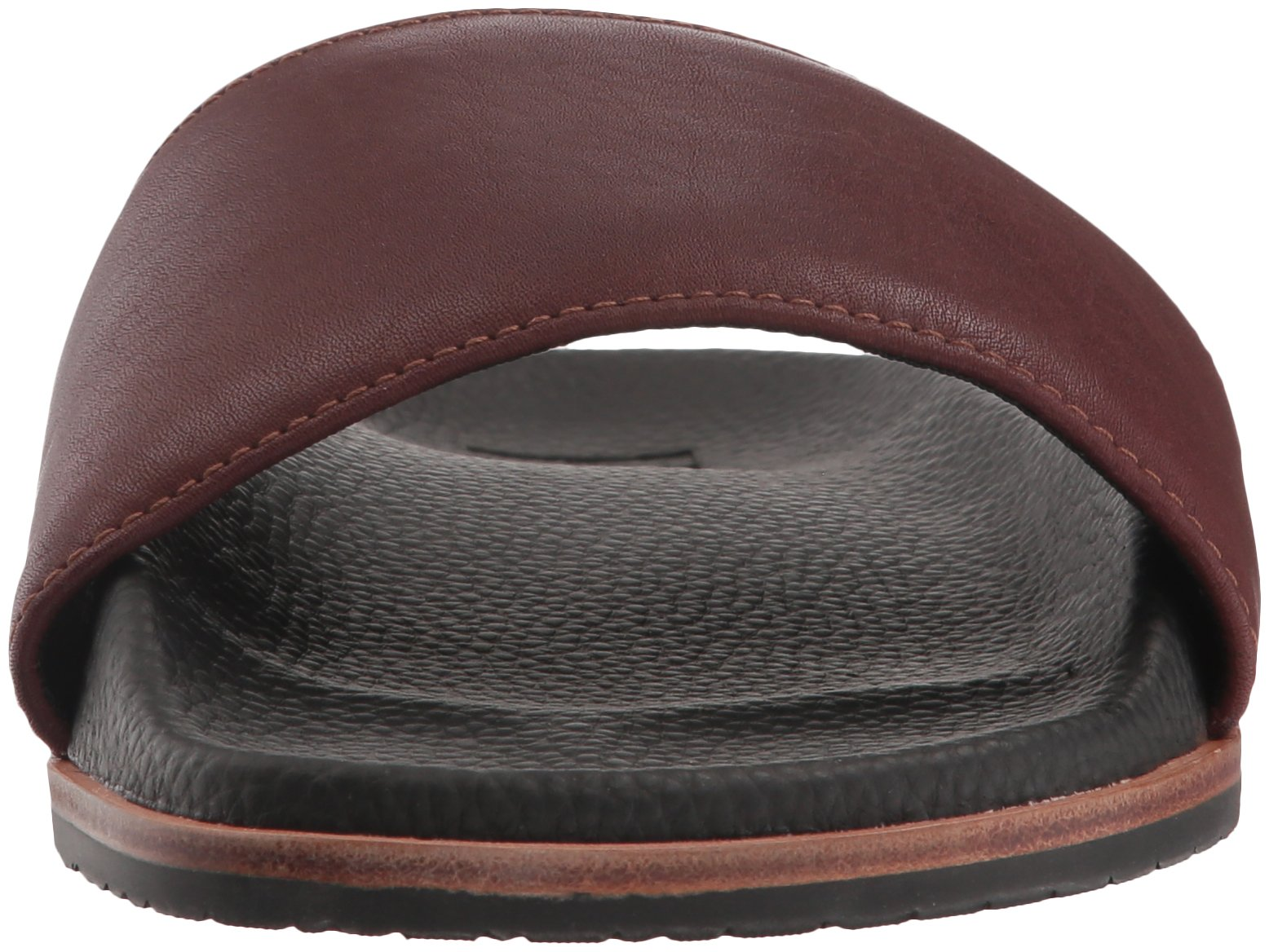 FRYE Men's Emerson Slide Sandal, Brown 12 Medium US by FRYE (Image #4)