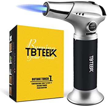 TBTeek Butane Cooking Kitchen Torch