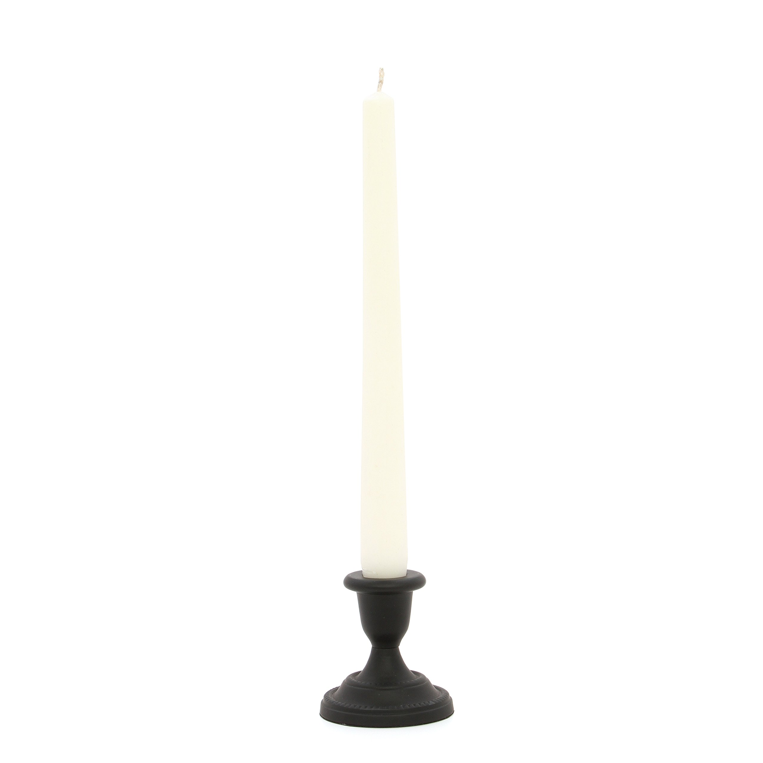 Hosley Black Taper Candle Holder, 2.75'' High, Set of 6. Ideal Gift for Wedding, Party, Special Occasion or as a Candle Holder. W1 by Hosley (Image #4)
