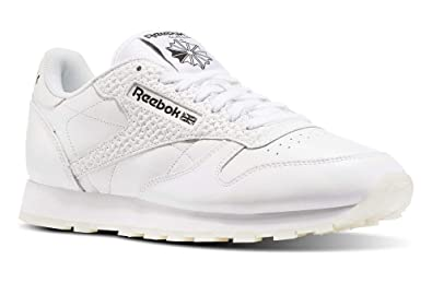 Cl Leather Id Basket Mode Homme BlancChaussures Reebok 3RSL4jqA5c