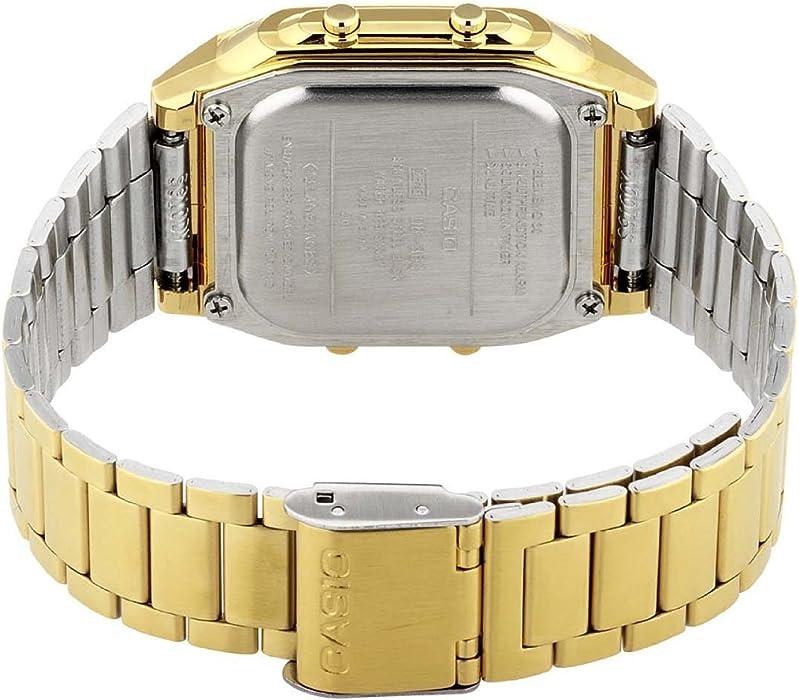 e8a9c3c5d3 Amazon | [カシオ]CASIO データバンク 腕時計 メンズ ゴールド DB360G-9A ...