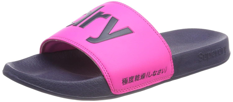 287e04c6dede Superdry Women s Pool Slide Flip Flops  Amazon.co.uk  Shoes   Bags