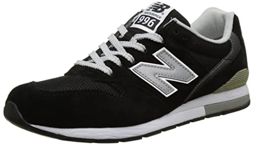new balance uomo black