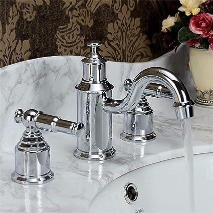 Amazon Com Taps Sink Taps Hot And Cold Faucet Kitchen Bath