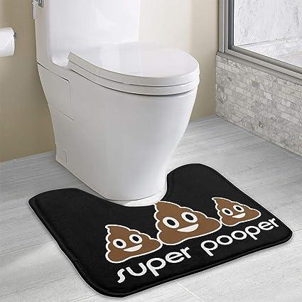 Amazon.com: Colory Poop Emoji Super Pooper Alfombra de ...