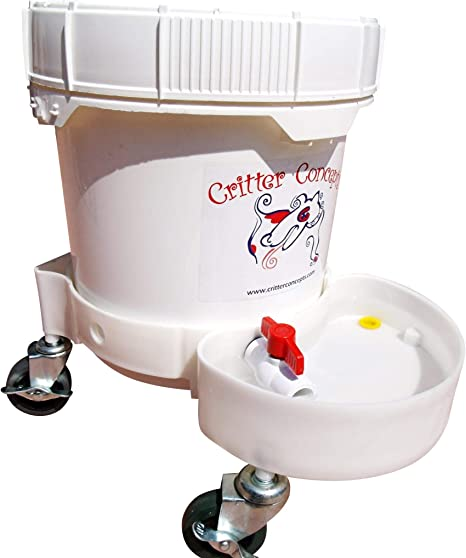 Critter Concepts Dog Water Fountain Large Breed