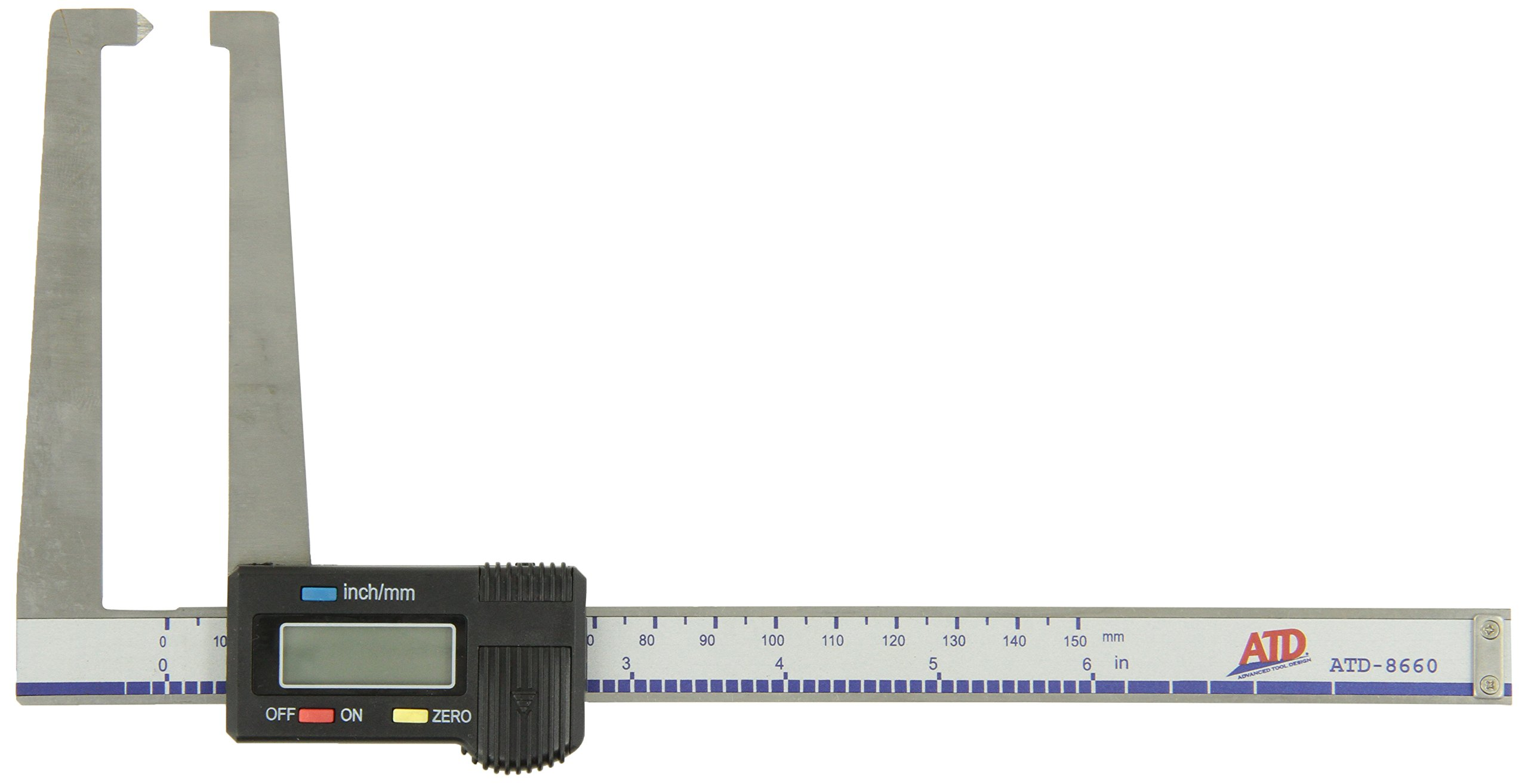 ATD Tools 8660 Electronic Digital Rotor Gauge
