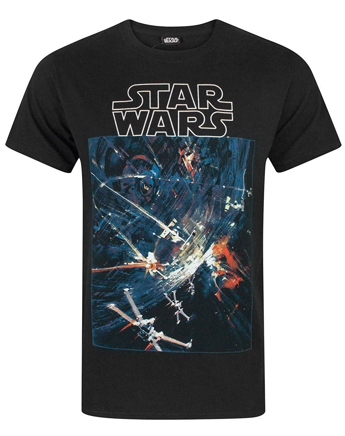 Star Wars Death Star Men\'s T-Shirt
