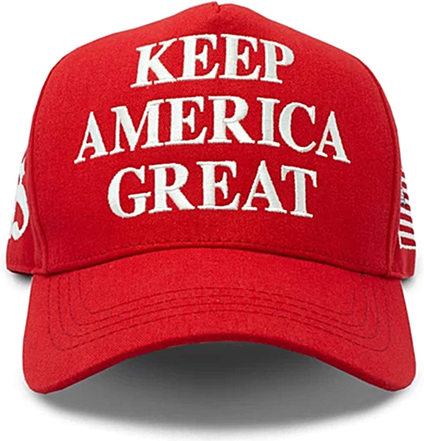 Donald Trump 2020 hat Keep America Great Hat USA Caps Make America Great Again. Red: Clothing