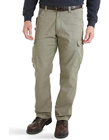 5d3dbe8ef49 Wrangler Men's Big and Tall Riggs Workwear Big & Tall Lightweight Ranger  Pant