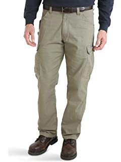 d099443d Amazon.com: Wrangler RIGGS WORKWEAR Men's Ranger Pant: Casual Pants ...