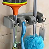 Better quality Mop and Broom Holder, Wall Mounted