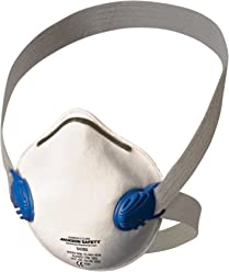 Jackson Safety KCC-64260 Anti Pollution N95/FFP1 Nr Particulate Safety Respirator, Pack of 10
