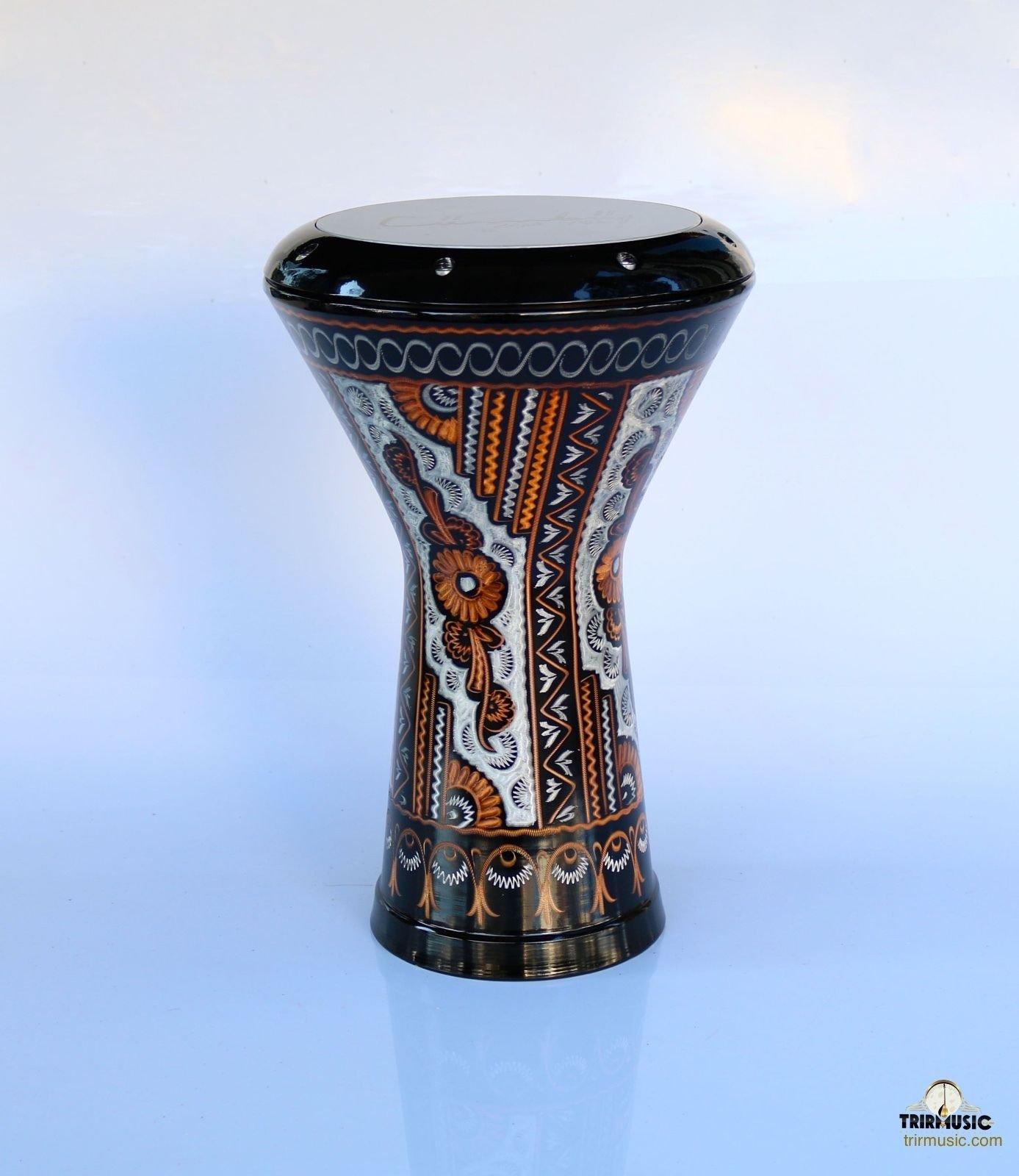 Egyptian Darbuka Drum Doumbek Tombak CD-222 by trirmusic