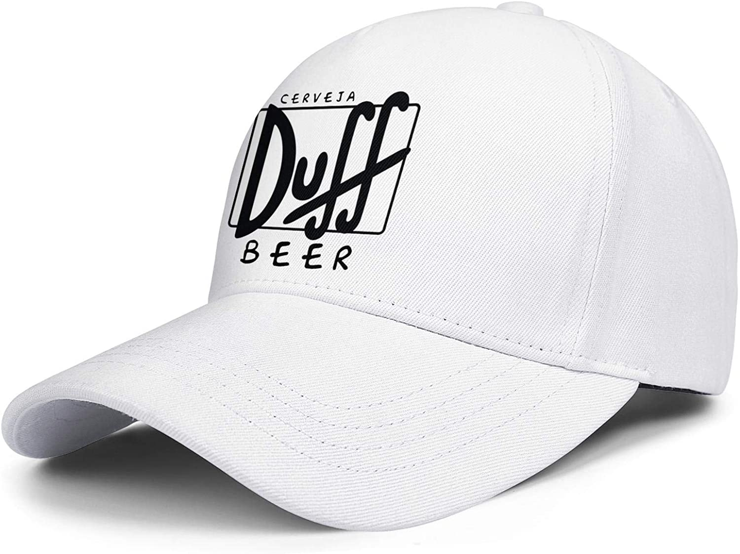 Duff-Beer-Logo- Mens Washed...
