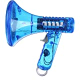 Kids Multi Voice Changer - Blue Color - Change Your Voice In A Couple Different Voice Modifiers, For Boys And Girls Of All Age, Parties, Christmas, Events - By Katzco