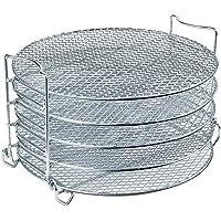 Dehydrator Rack For Ninja Foodi Accesories, Pressure Cooker and Air Fryer 6.5 Quart & 8 Quart - Stainless Steel Cooker…
