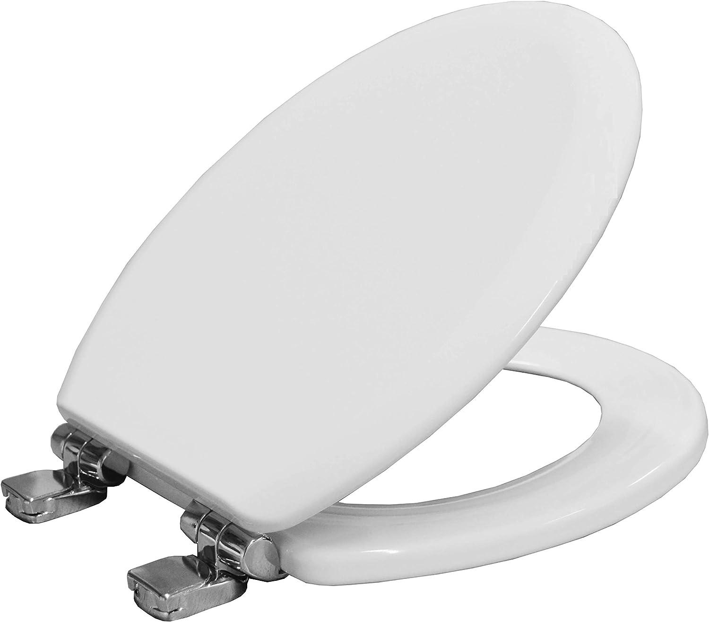 Bemis 5000ZCELT000 Chicago Toilet Seat White