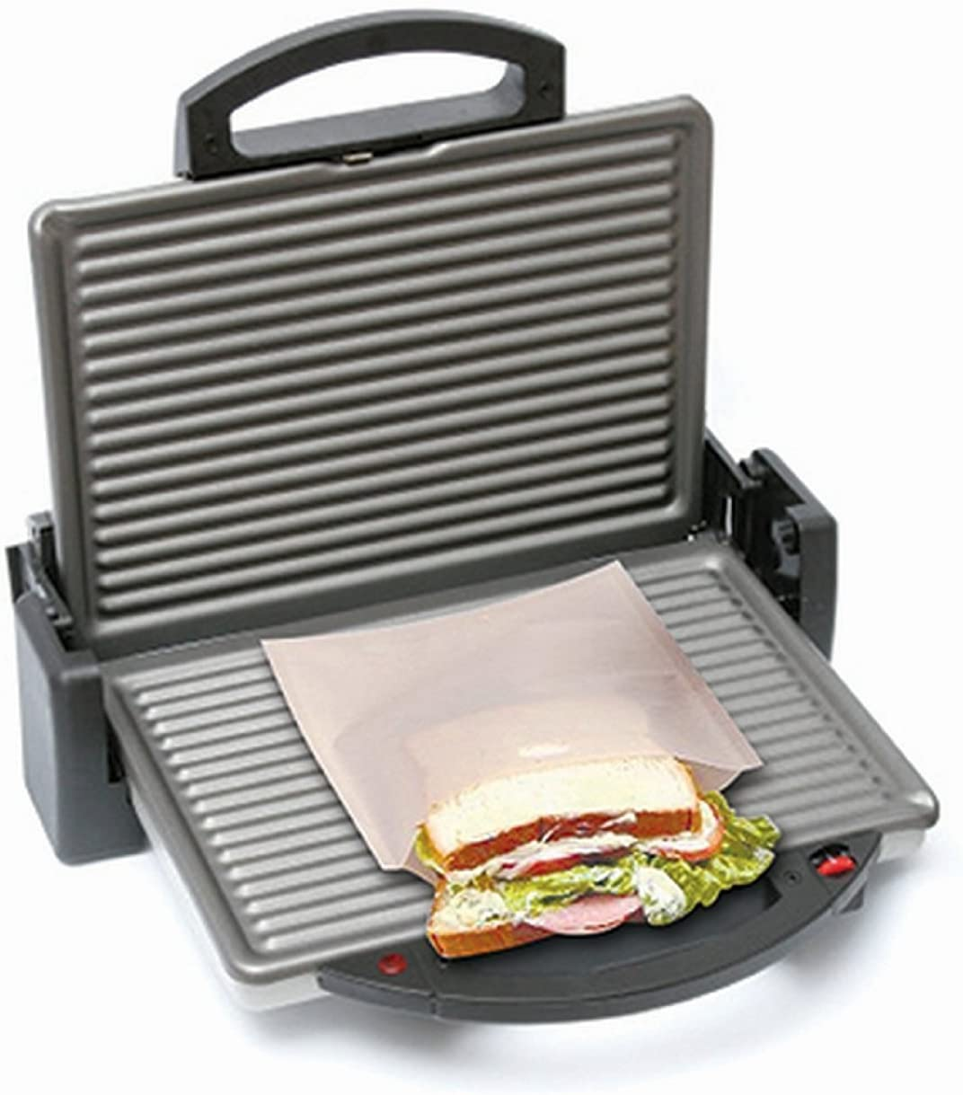 Amazon.com: Amigo Global bolsas para tostador sandwich ...
