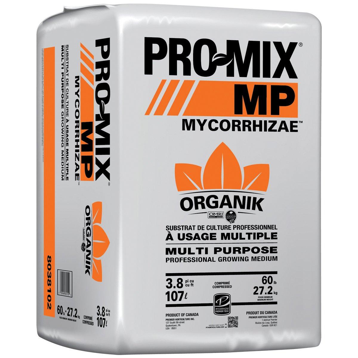 Premier Horticulture 3.8CF Pro Mix MP Mycorrhizae Organic