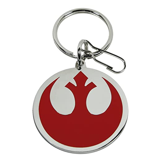 amazon com plasticolor 004290r01 star wars rebel alliance logo key