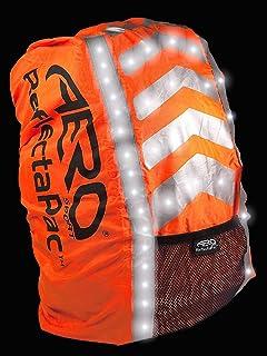 Aero Sport® ReflectaPacTM 3M Scotchlite Hi Viz Waterproof Rucksack Backpack Cover