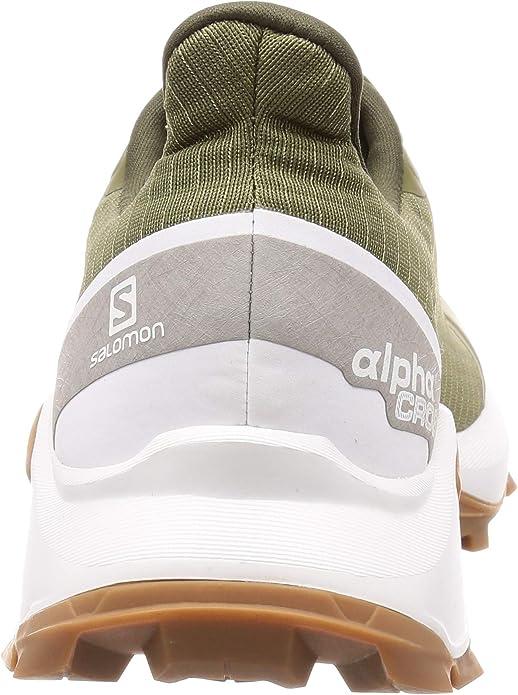 SALOMON Alphacross W, Chaussures de Trail Femme: