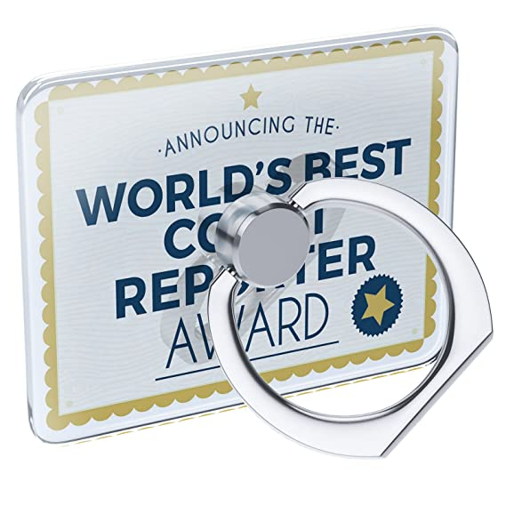 Amazon Cell Phone Ring Holder Worlds Best Court Reporter