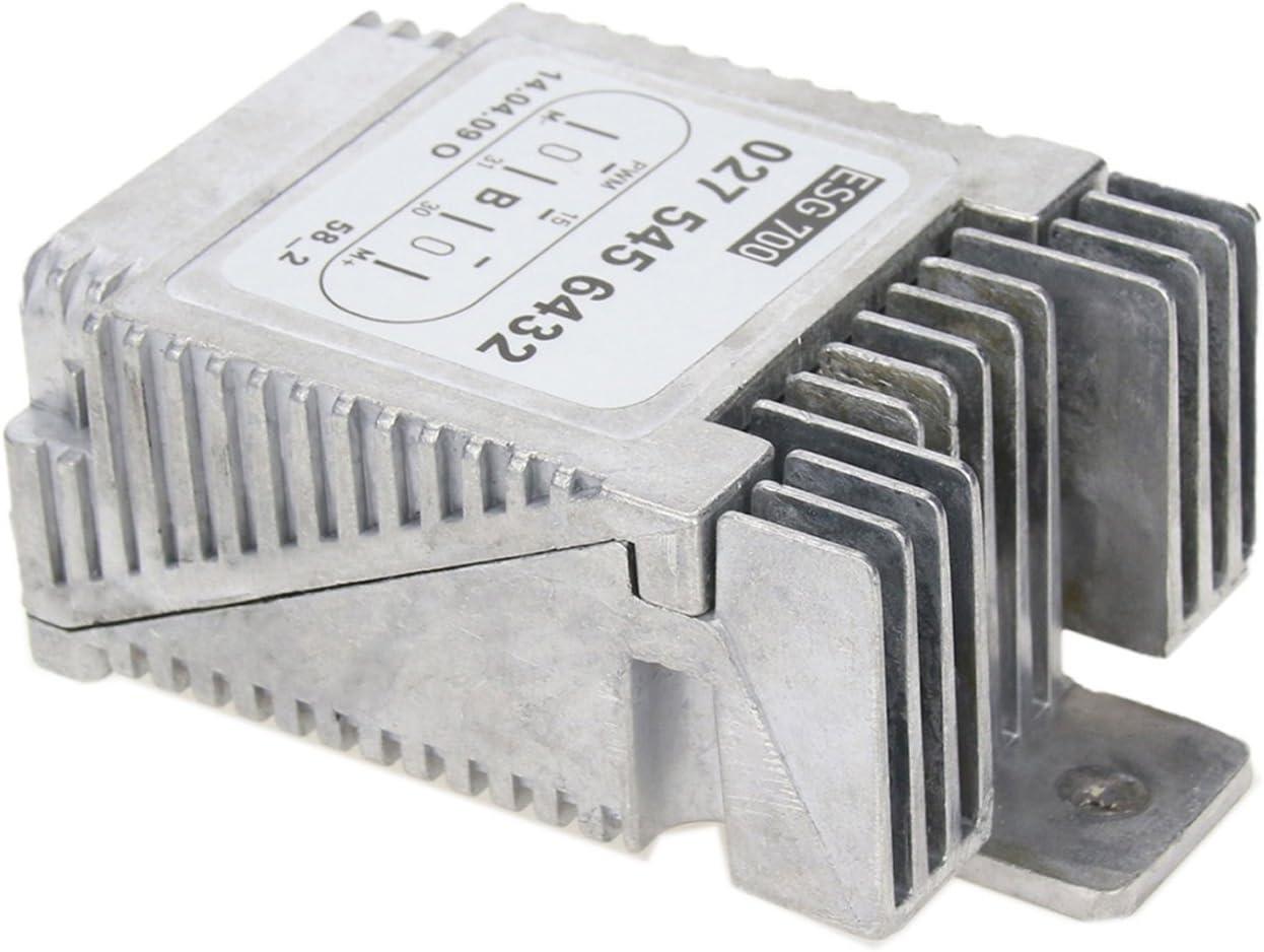 Bapmic 0275456432 Engine Cooling Fan Control Module Unit for Mercedes W220 W215 S CL class