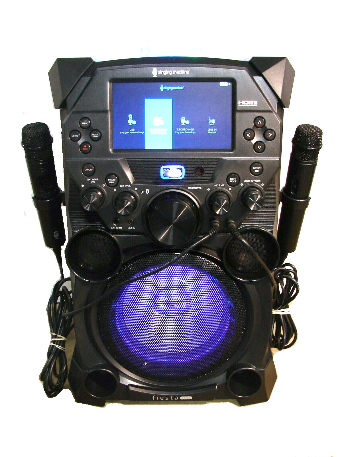 Amoldar 5inging Machine Fiest@ Voice Hi-Definition Karaoke System SDL9040 by Amoldar (Image #1)