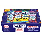 Welch's Variety Pack Fruit Snacks, 2.25 Ounce (36 Count)