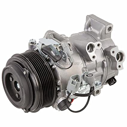Amazon.com: AC Compressor & A/C Clutch For Toyota Camry & Avalon - BuyAutoParts 60-01916NA NEW: Automotive