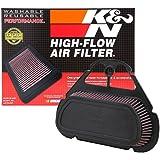 K&N YA-6001 Filtro de Aire para Yamaha YZF R6 99-05 YZF R6S