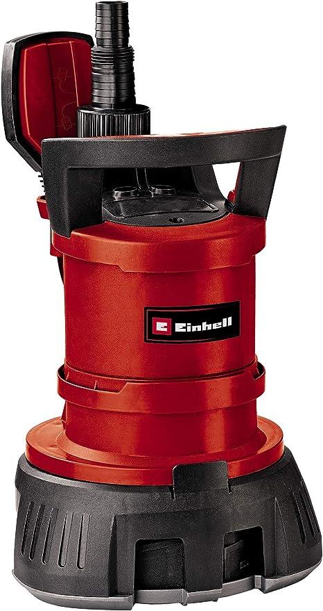 Einhell GE-DP 5220 LL ECO - Bomba de aguas sucias (520W, capacidad de 13500 l/h, profundidad max....