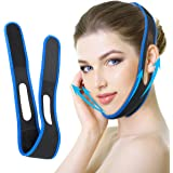 Facial Slimming Strap,Chin Up Patch Double Chin Reducer Face Lifting Belt Bandage Anti Wrinkle Face Mask Band V Line…