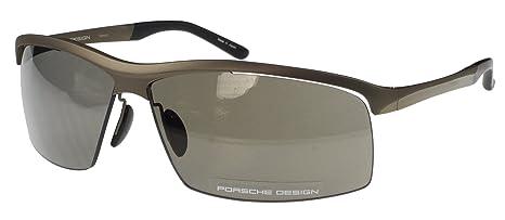 Porsche Design P8494 D - Gafas de Sol (Titanio, Lentes de ...